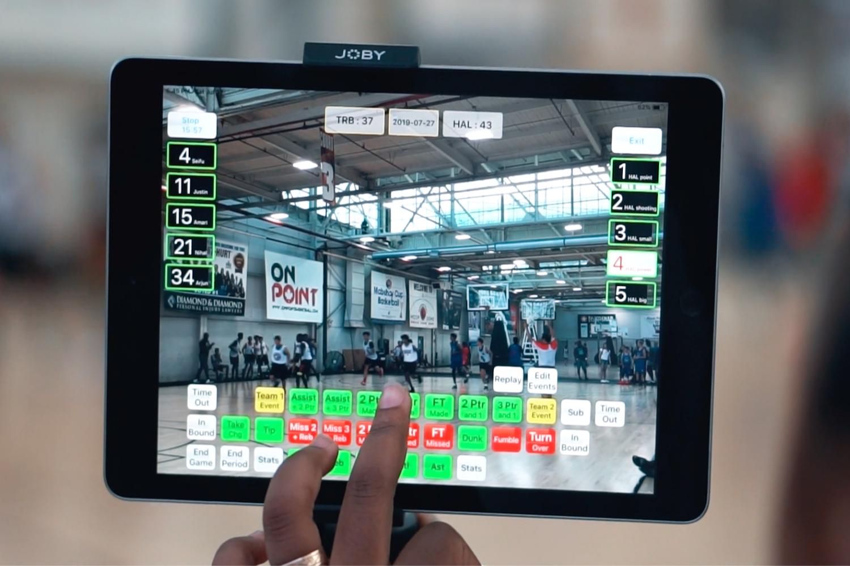 BBallScorePro - iPad